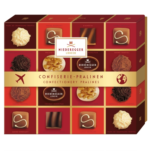 Free 210g Niederegger Pralines with next 180 orders