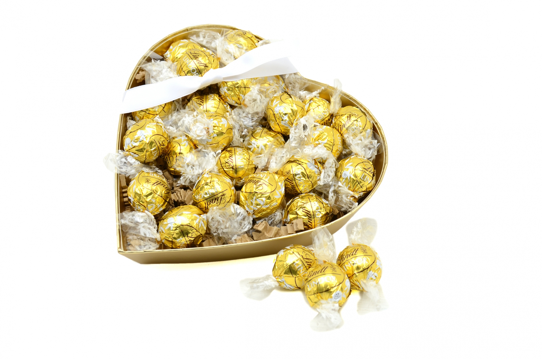 Lindt Lindor Lovers gift box - Gold