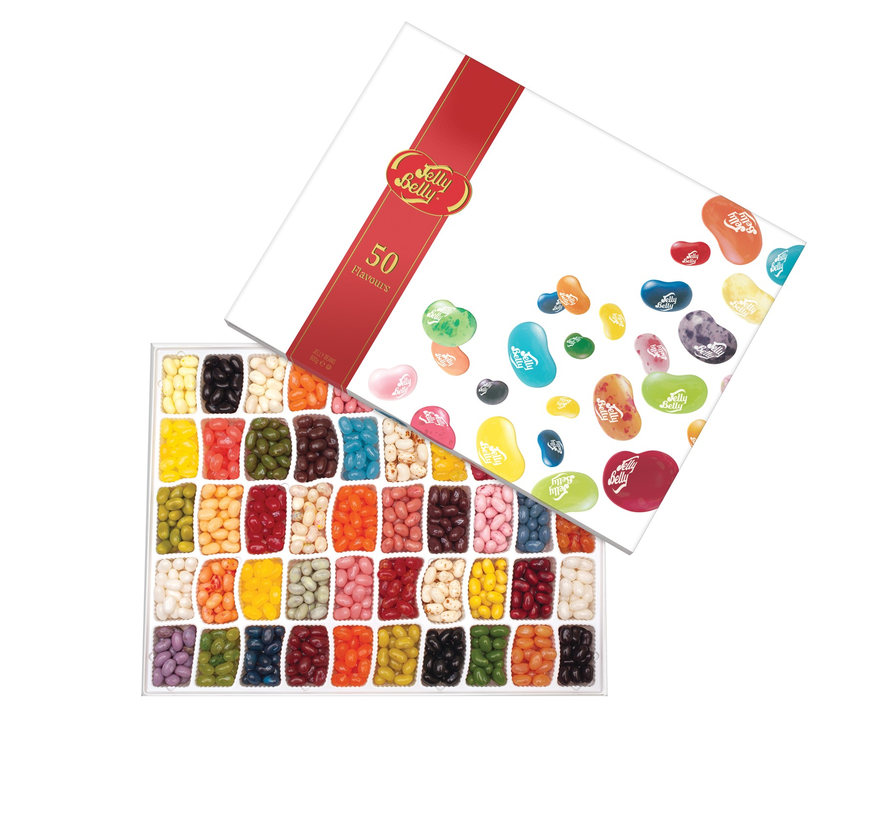 Jelly Belly 50 Flavour Gift Box