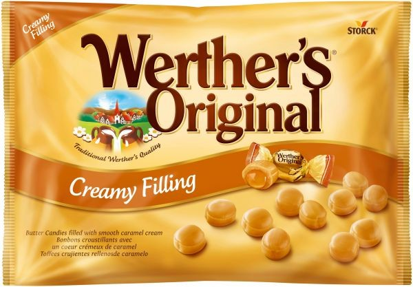 Werthers Original Creamy Filling Bulk Bag