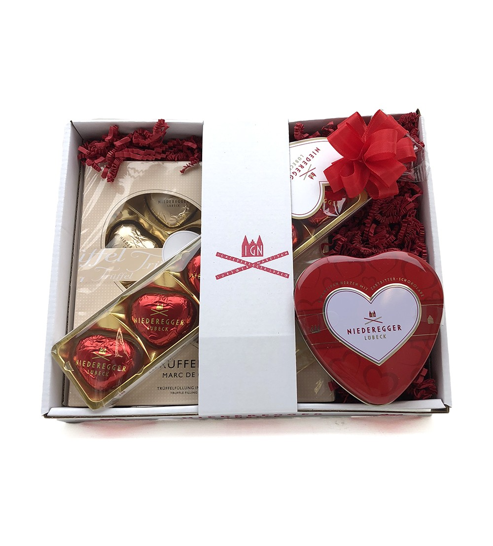 Niederegger Marzipan with Love Hamper